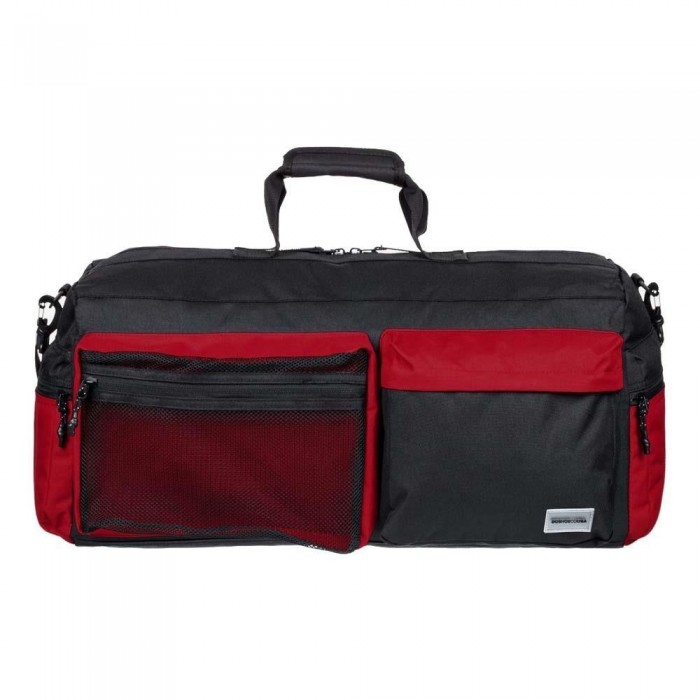 DC Shoe Co Cargo Duffel Bag Black
