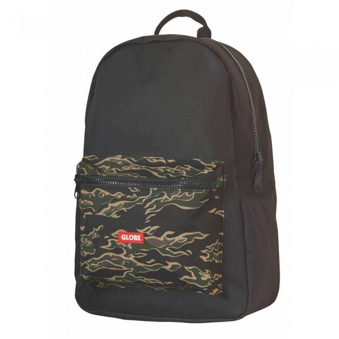 Globe Deluxe Backpack Bag Tiger Camo