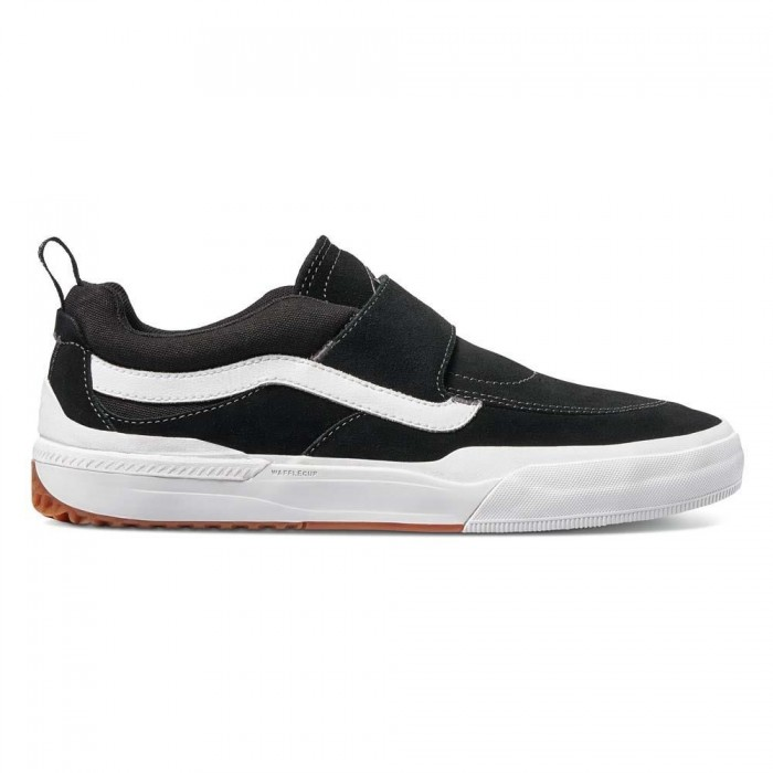 Vans Kyle Pro 2 Black White Skate Shoes