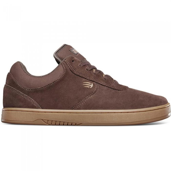 Etnies Footwear Joslin Brown Gum Skate Shoes