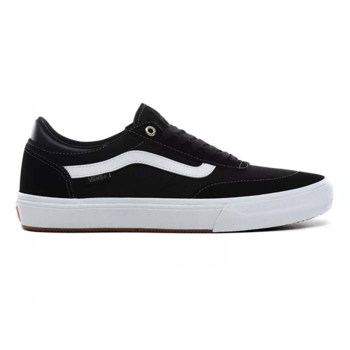 Vans Gilbert Crockett 2 Pro Black True White Skate Shoes