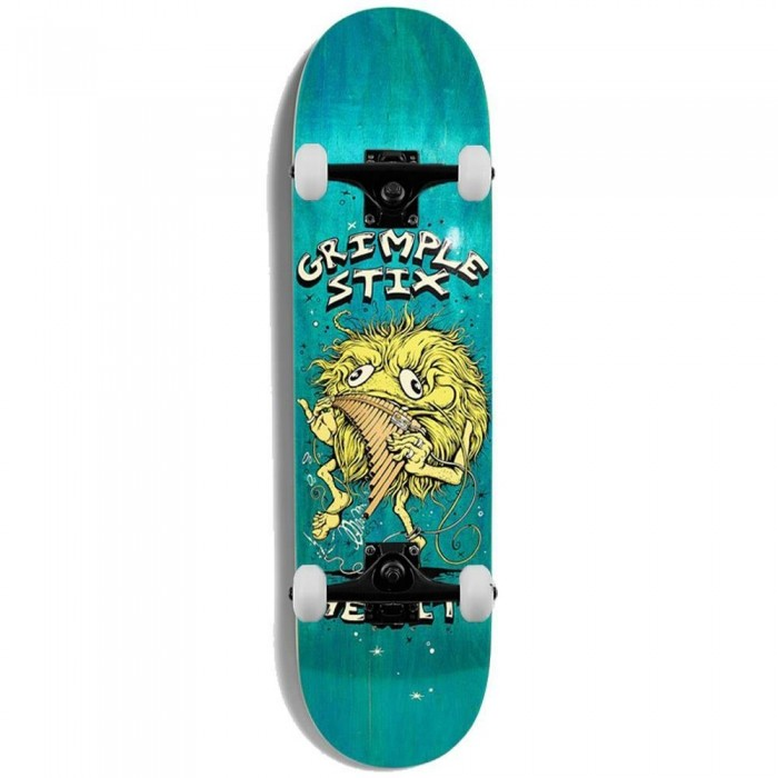 Anti Hero Grimple Hewitt Family Band Complete Skateboard Multi  8.25""