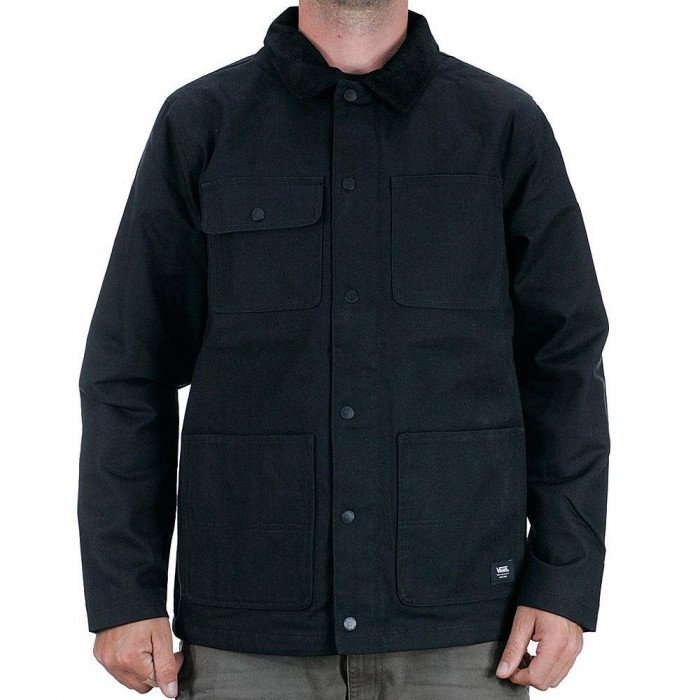 Vans Drill Chore WN1 Coat Black