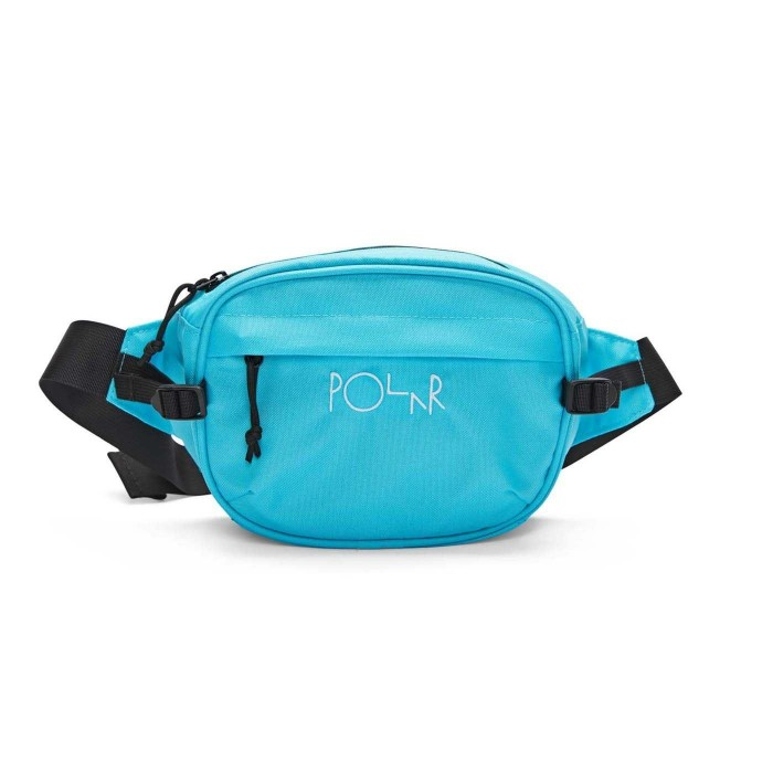 Polar Skate Co Cordura Hip Bag Aqua