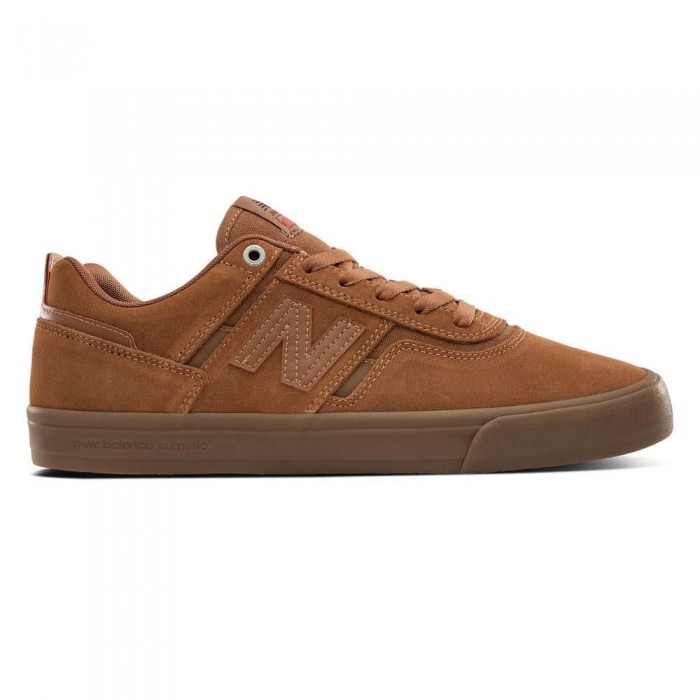 New Balance Numeric 306 Foy x Deathwish Brown Gum Skate Shoes