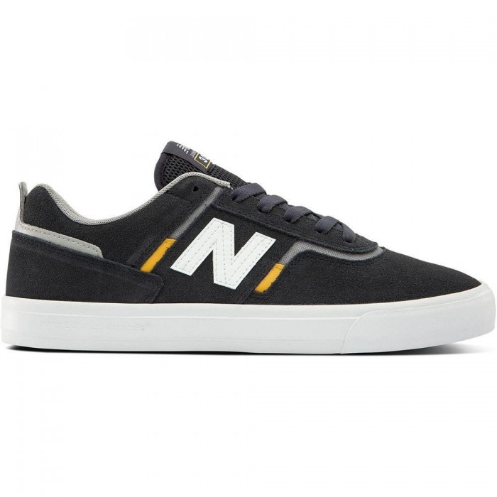 New Balance Numeric 306 Foy Navy Yellow Skate Shoes