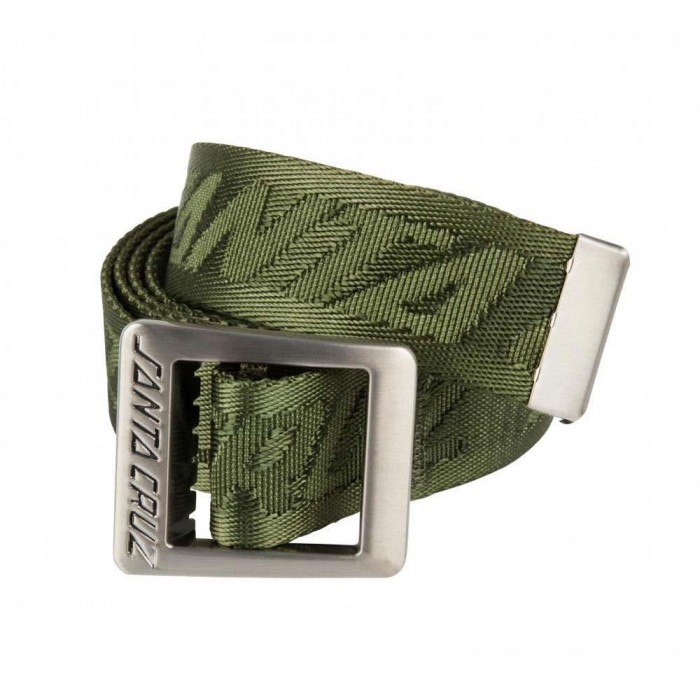 Santa Cruz Hike Belt Olive One Size Adult