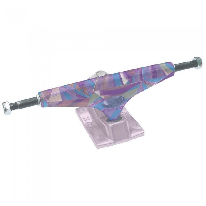 Krux Trucks K5 Nora Triangle Standard Skateboard Trucks Multi 8.5""