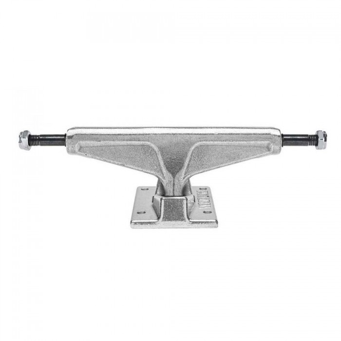 Venture 5.25 Low Skateboard Trucks Polished Silver 5.25""