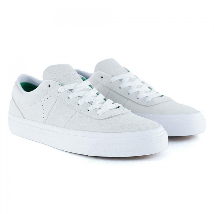 e9f4c2c30652 Converse Cons One Star CC Pro OX White Green White