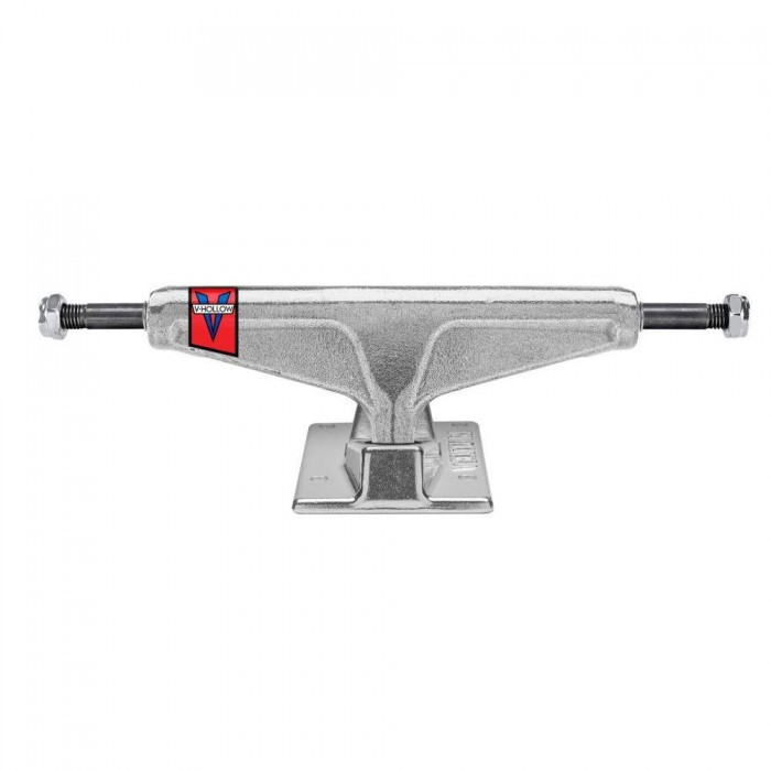 Venture V Hollow Low Skateboard Trucks All Polished 5.0""