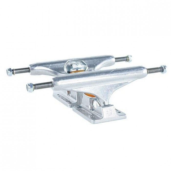 Indy Independent Stage 11 Skateboard Trucks Raw Silver 129mm