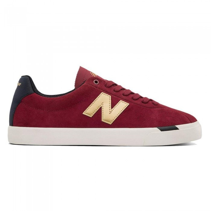 New Balance Numeric 22 Red Gold Skate Shoes