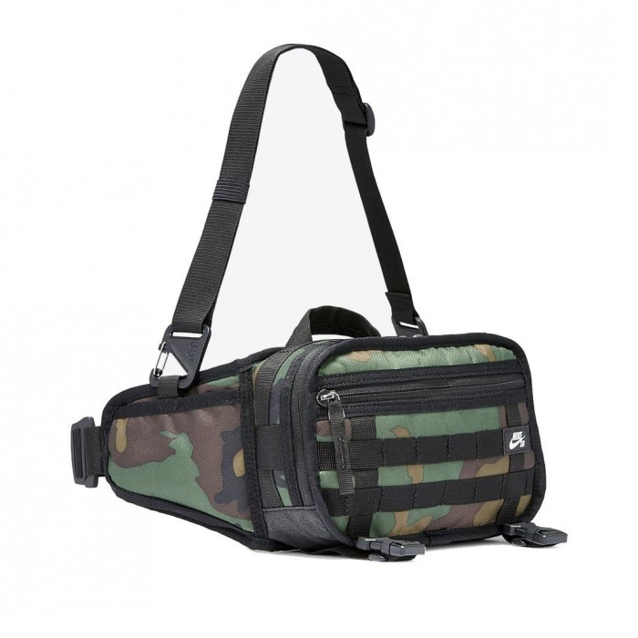 Nike Sb RPM Summit Camo Hip Pack Black Black White
