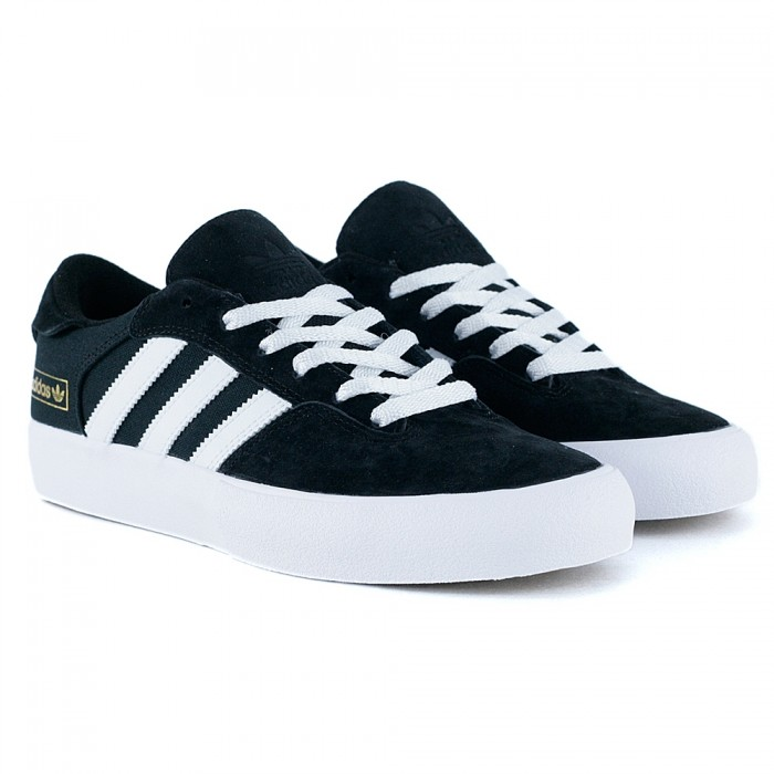 Adidas Skateboarding Matchbreak Super Core Black Feather White Gold Metallic Skate Shoes