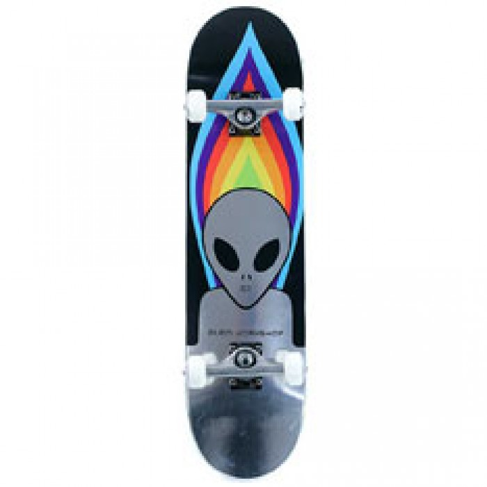 Alien Workshop Skateboards Torch Factory Complete Skateboard Black 7.75""