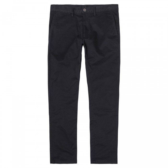 RVCA Daggers Chino Pants Black