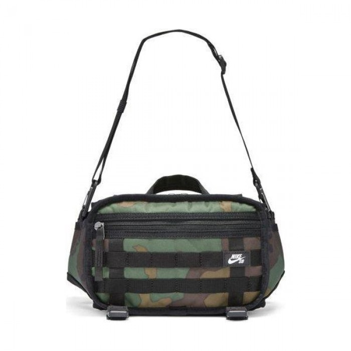 Nike Sb RPM Waistpack Bag Camo Black Black White