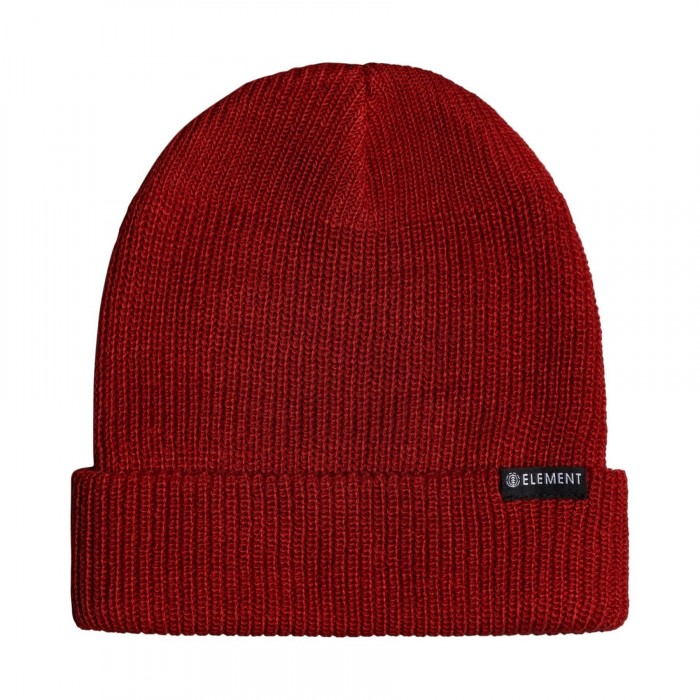 Element Kernel Beanie Hat Fire Red