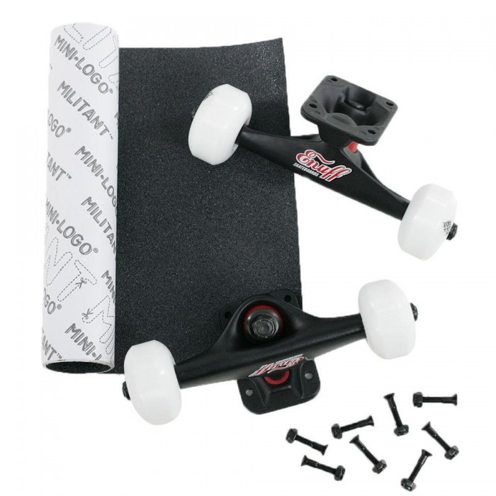 """Black Sheep Undercarriage Kit everything you need for 7.5 to 8"""" Deck"""