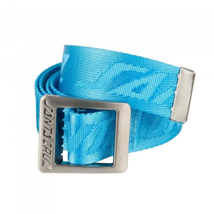 Santa Cruz Hike Belt Cyan One Size Adult