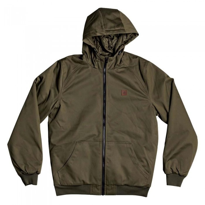 DC Shoe Co Earl Padded Jacket Fatigue Green