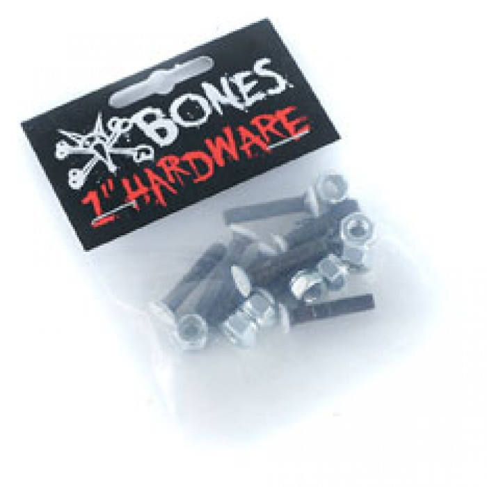 Bones Hardware Vato Skateboard Bolts Phillips Head 1""