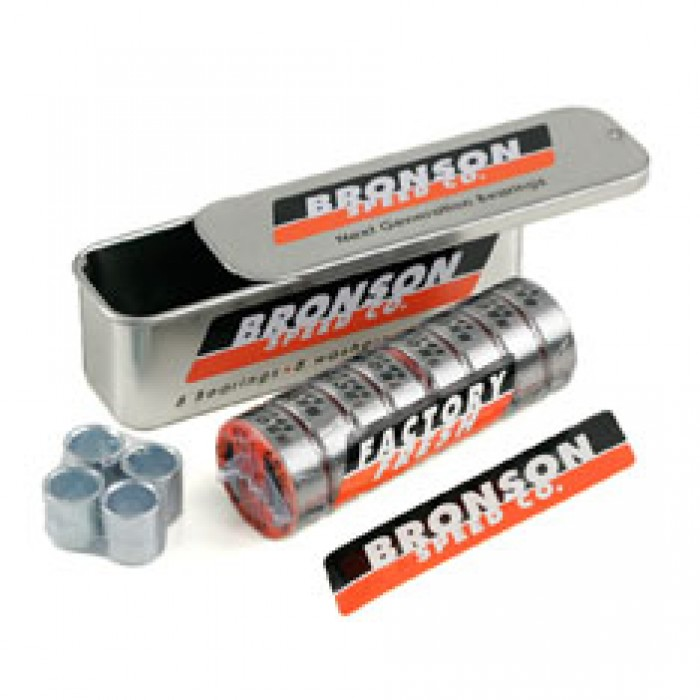 Bronson Speed Co Skateboard Bearings G3