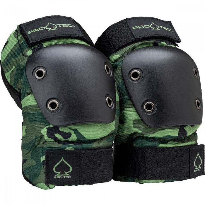 Pro-Tec Pads Street Elbow Pads Junior Camo Y YOUTH