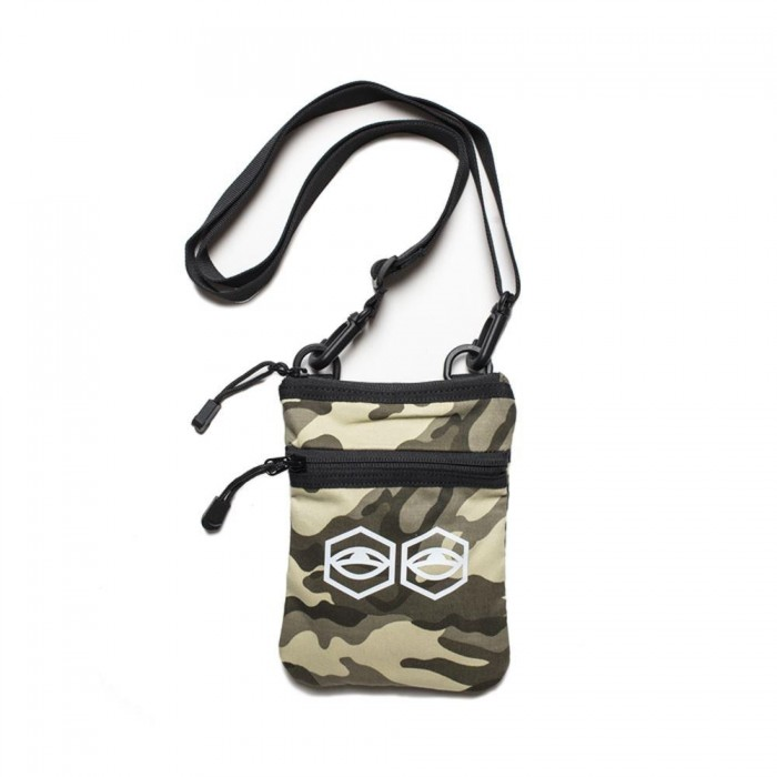Jetlag Brothers First Class Shoulder Bag Camo