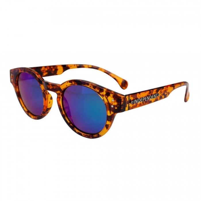Independent Trucks Co Sunglasses Barrier Mirror Sunglasses Tortoise Shell Adult