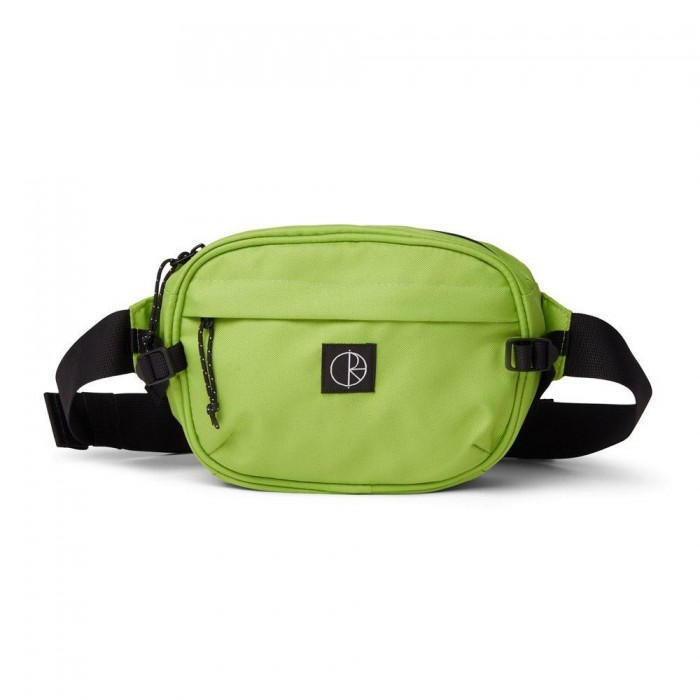Polar Skate Co Cordura Hip Bag Lime