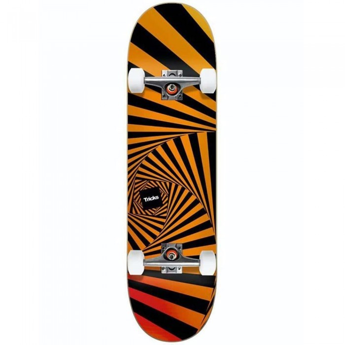 """Tricks Psychedelic Factory Complete Skateboard 8.0"""""""