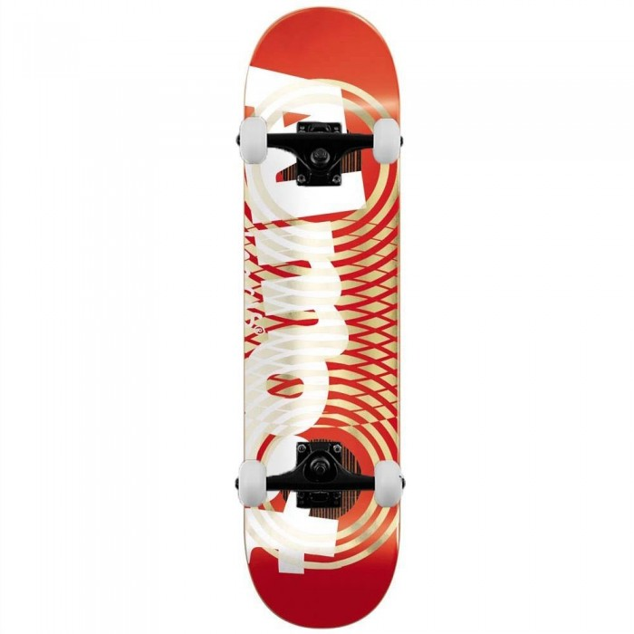 """Almost Cooper Interweave Rings Impact Complete Skateboard 8"""""""