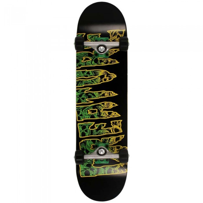 Creature Factory Complete Skateboard Catacomb Mid Sk8 Multi 7.8""