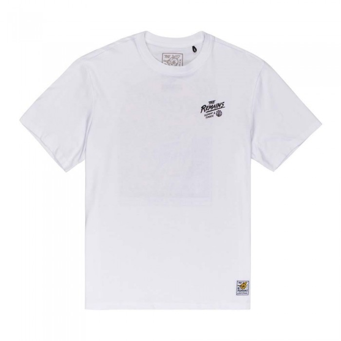 Element Liberty Short Sleeve T-Shirt Optic White