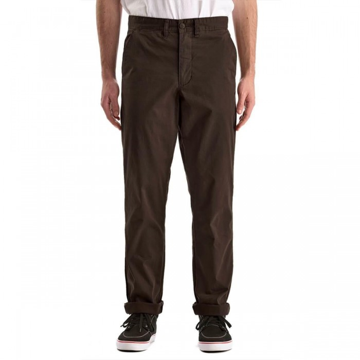 Globe Goodstock Chino Pants Straight Fit Oak