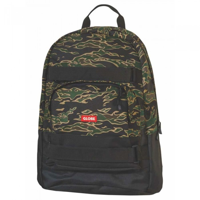 Globe Thurston Backpack Bag Tiger Camo