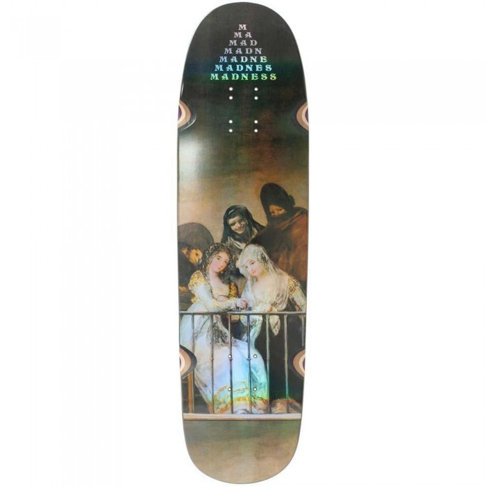 """Madness Creeper R7 Skateboard Deck Holographic 8.5"""""""