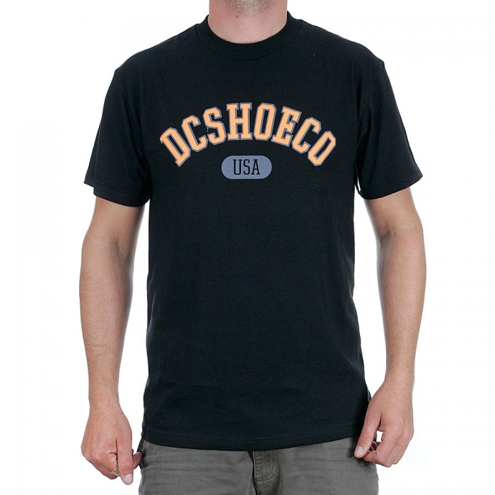 DC Shoes Arched T-Shirt Black