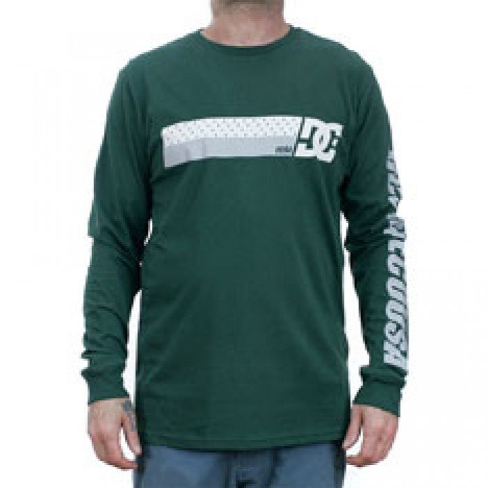 DC Shoes Disaster T-Shirt Sycamore