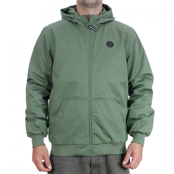 DC Shoes Ellis Padded Jacket Fatigue Green