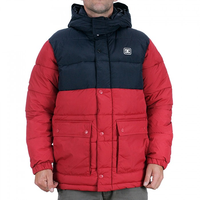 DC Shoes Straffen Jacket Chili Pepper