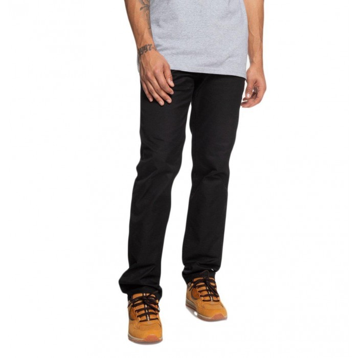 DC Shoes Worker Straight Fit Chino Pants Black