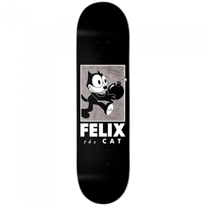 Darkstar Felix Delivery Skateboard Deck Black 8.125""