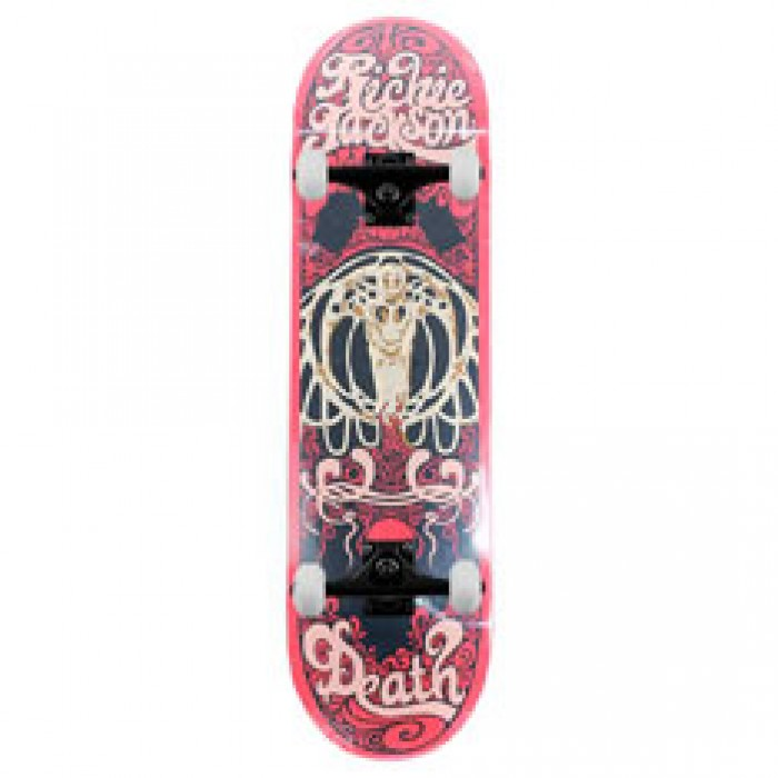 Death Skateboards Richie Jackson Collector Complete Skateboard Multi 8.5""