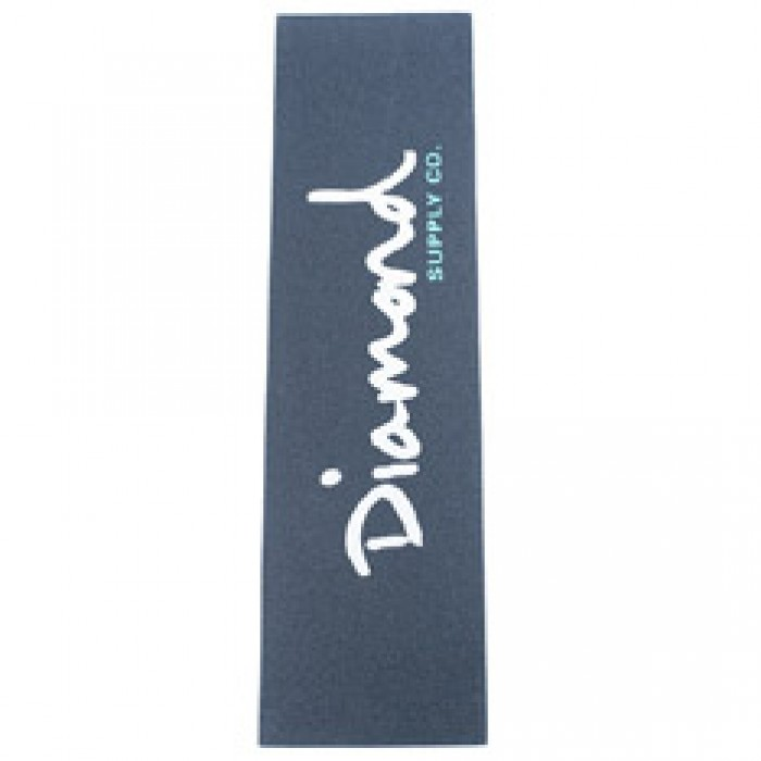 Diamond Supply Co OG Script Griptape White