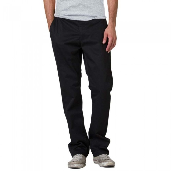 RVCA The Weekend Stretch Pants Black