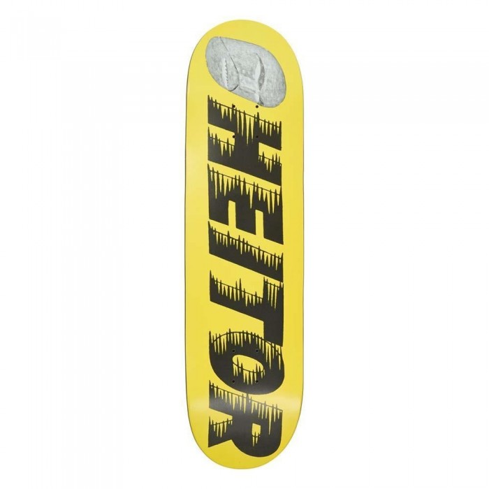"""Palace Heitor Pro S27 Skateboard Deck Yellow 8.375"""""""