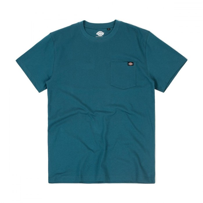 Dickies Porterdale T-Shirt Coral Blue